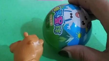佩奇找到了冰淇淋,葫芦娃爷爷找到个大鸡腿,僵尸找到了什么?