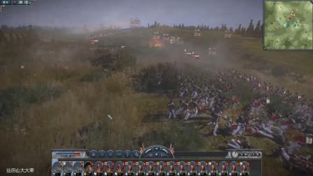 亚历山大大帝攻略向解说:拿破仑全面战争 极难不列颠 第十一期 完结篇 垄断海外贸易解放莫斯科震寰宇内