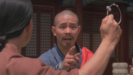 南北少林:智明溜进南少林,把脚铃给赵威,不想赵威却大打出手!