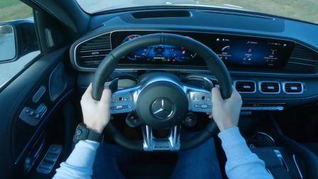 2020 款 奔驰Mercedes-AMG GLE 53第一视角驾驶