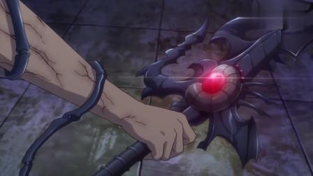 七人魔法使:魔王春日新成功获得了,魔王的专属武器犹大魔剑!实在太帅了