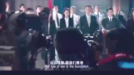 香港电影中的热血台词。
