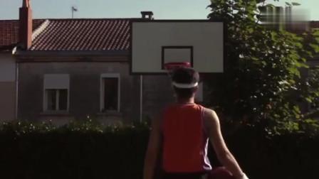 脑洞大开,一个篮球的奇妙之旅