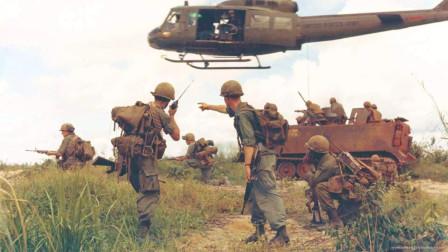 越南战争,打穷了三个国家,也打富了三个国家