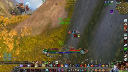 魔兽世界怀旧服:小伙猎人号在阿拉希战场击杀合集!野外王者归来