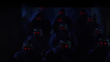 十几道红外线亮起--一列车军人在熟睡中被雇佣兵给《末日戒备》!