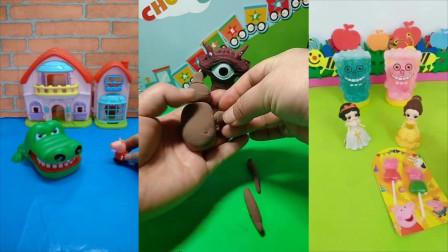 儿童玩具:怪兽要做个小奥特曼