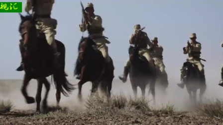 浴血驼城4:胡仨与拼反抗,逃跑出来的马安再次营救土城!