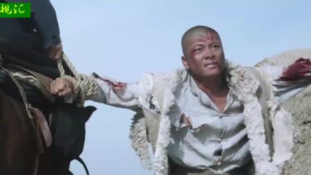 浴血驼城5: 胡赛赛发现胡仨私情被胡仨刺,马安被冤枉受酷刑!