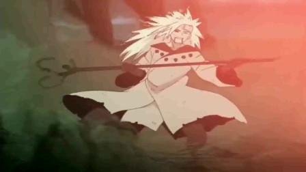 火影忍者:凯皇对斑爷,真正的,以凡人之躯,比肩神明,差点打出大结局。