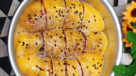 紫薯面包的做法,简单易学,松软香甜,营养美味,好看又好吃