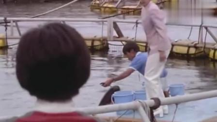 迪迦奥特曼海豚预兆深海怪兽