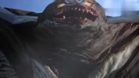 迪迦奥特曼电能能源引发的怪兽加佐特
