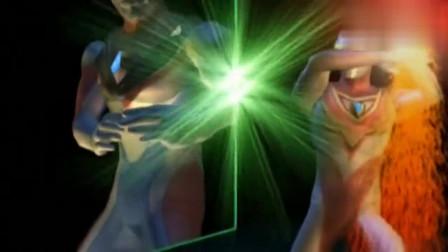 迪迦奥特曼的大招真霸气,一个技能就被秒杀