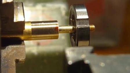 国外机械零件的精密加工,看看老外的操作有多规范
