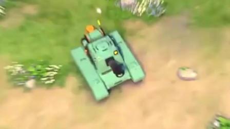 舒克贝塔:舒克驾驶飞机大战贝塔