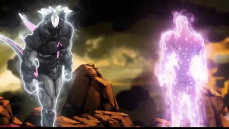 《动漫战争》第13集片段一,全魔VS全王,强者对决