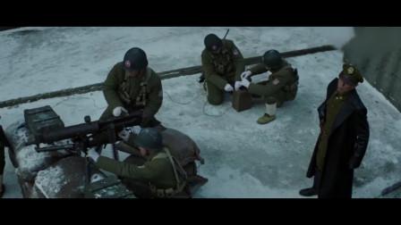 2020最新战争影片:平津战役历史再现,四名解放军炮兵战士与天津国军的战斗