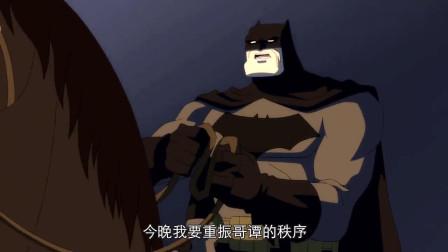 蝙蝠侠号令一众坏蛋,要整治哥谭市秩序,而警察还在为停电烦恼!