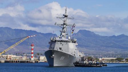 配备宙斯盾系统,韩国世宗大王级驱逐舰,为何战力配不上吨位