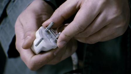 男主采用极端手段,直接让电线短路,就凭你们也想抓他