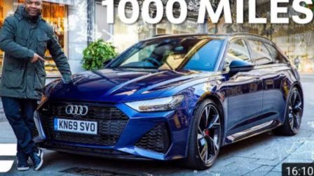 New Aufi RS6-1000 miles review-ultimate long distance relationship