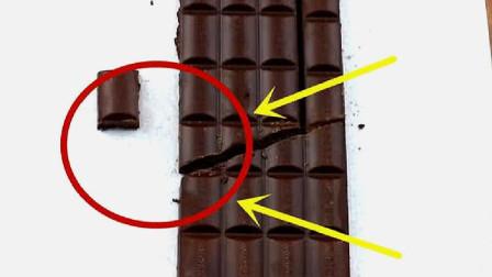 """老外牛人研发,永远都""""吃不完""""的巧克力,网友:这是什么情况?"""