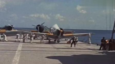 中途岛海战:日军暴露行踪,被美军战机击毁三艘航母,元气大伤!