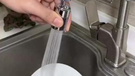 起泡器是干什么用的?当你刷碗洗菜的时候就知道有多方便了