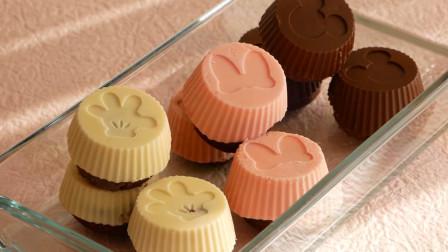 教你自制高颜值的巧克力曲奇,简单易学零失败,周末在家试试吧!