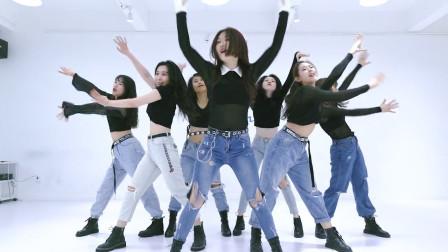 爵士舞班学员展示,来自人气女团热曲《hip》,疫情稳定期待复课
