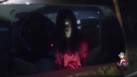 很多时候即使你知道那个女鬼是假的你也还是会害怕的,是心理作用