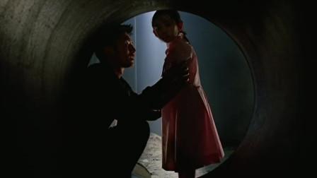 证人:小女孩躲进下水管,谢霆锋拼保护小女孩,被张家辉暴打