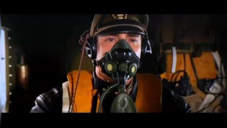 天狱飞龙:B-17轰炸机执行轰炸任务,遭遇战斗机,惨烈逃生