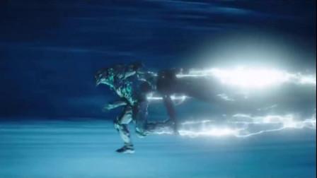 闪电侠被完虐,最快的对决,这才是速度之最!