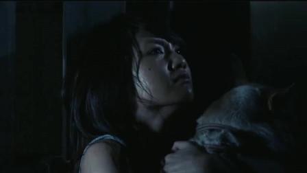 """《童眼》杨丞琳躲避""""狗头人身""""的怪物,关键时刻电话响了"""