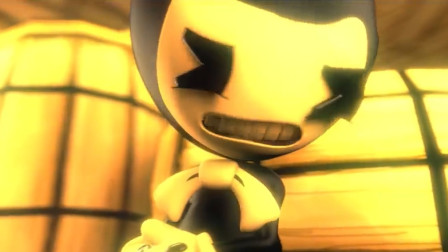 自制小片段:班迪与油印机动画歌曲!