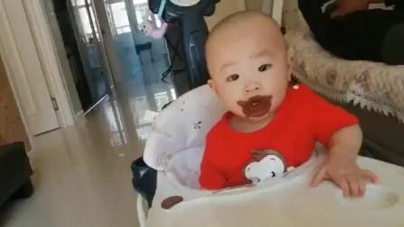 萌娃系列:可爱小奶嘴!