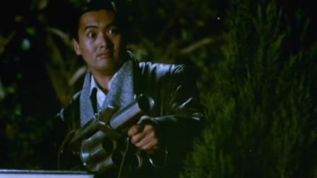 发哥自带军火库?拿榴弹枪对着轰,阿勇手下瞬间被干掉