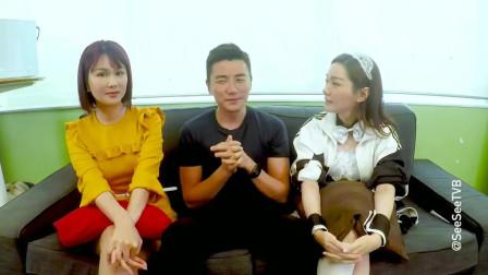 香港综艺:洪永城、汤洛雯玩粤语烂Gag和脑筋急转弯,答案好无厘头,好搞笑