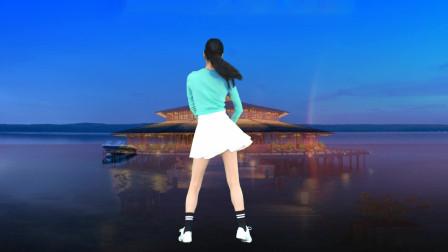 3月热门健身舞教学《别知己》背面演示附分解