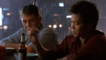 双狙人3:下大雨在路边摊吃饭,聊的还是细节,就在身边
