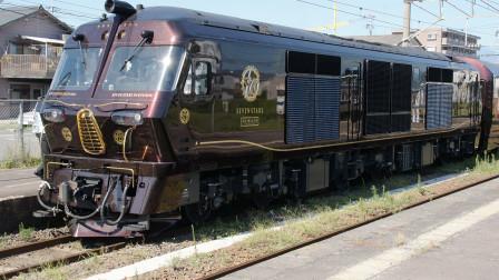 """世界上最""""豪华""""的火车,一张票价12万,但买票需要摇号"""
