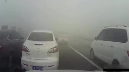 上天入地的比亚迪唐,在高速上终于撞了