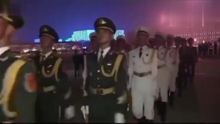 普京是中国人的贵宾访问青岛受到高规格接待仪仗队热烈欢迎
