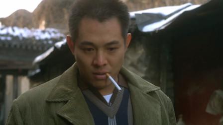谢苗特意给李连杰留言,他却没有到场,事后发誓再也不抽烟