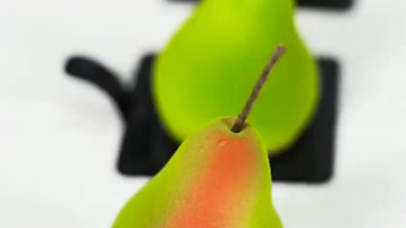 法式喷砂甜点慕斯蛋糕,制作过程很独特,看着相当高级!