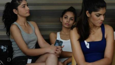 中尼边境吉隆口岸,那么多尼泊尔美女在这,她们靠什么生活?