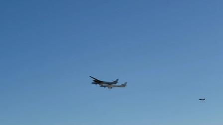 国外至今都在研究的双机身飞行器,大家说有什么优势呢?