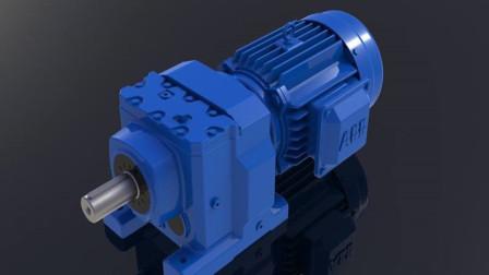 SolidWorks非标自动化教学第一百九十七课:减速电机如何选型?转速及功率如何计算?